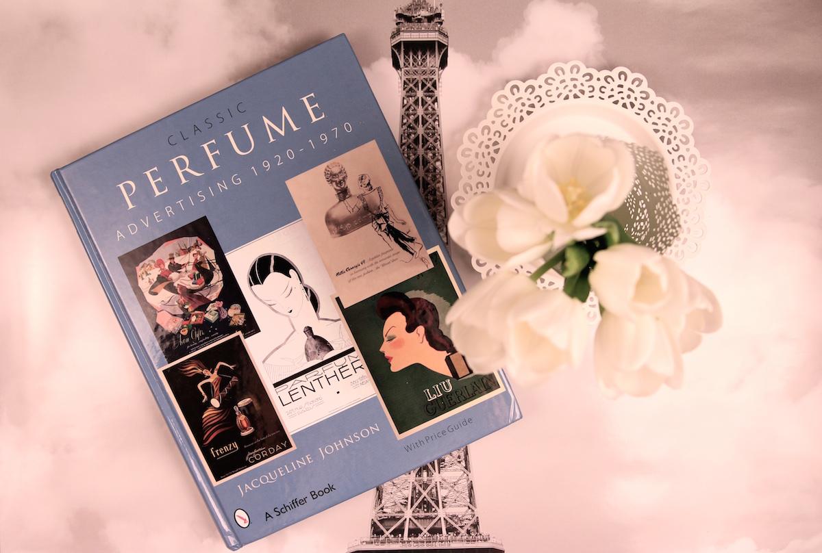 Książki o perfumach