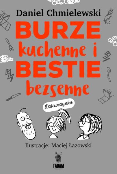 Książka Daniela Chmielewskiego